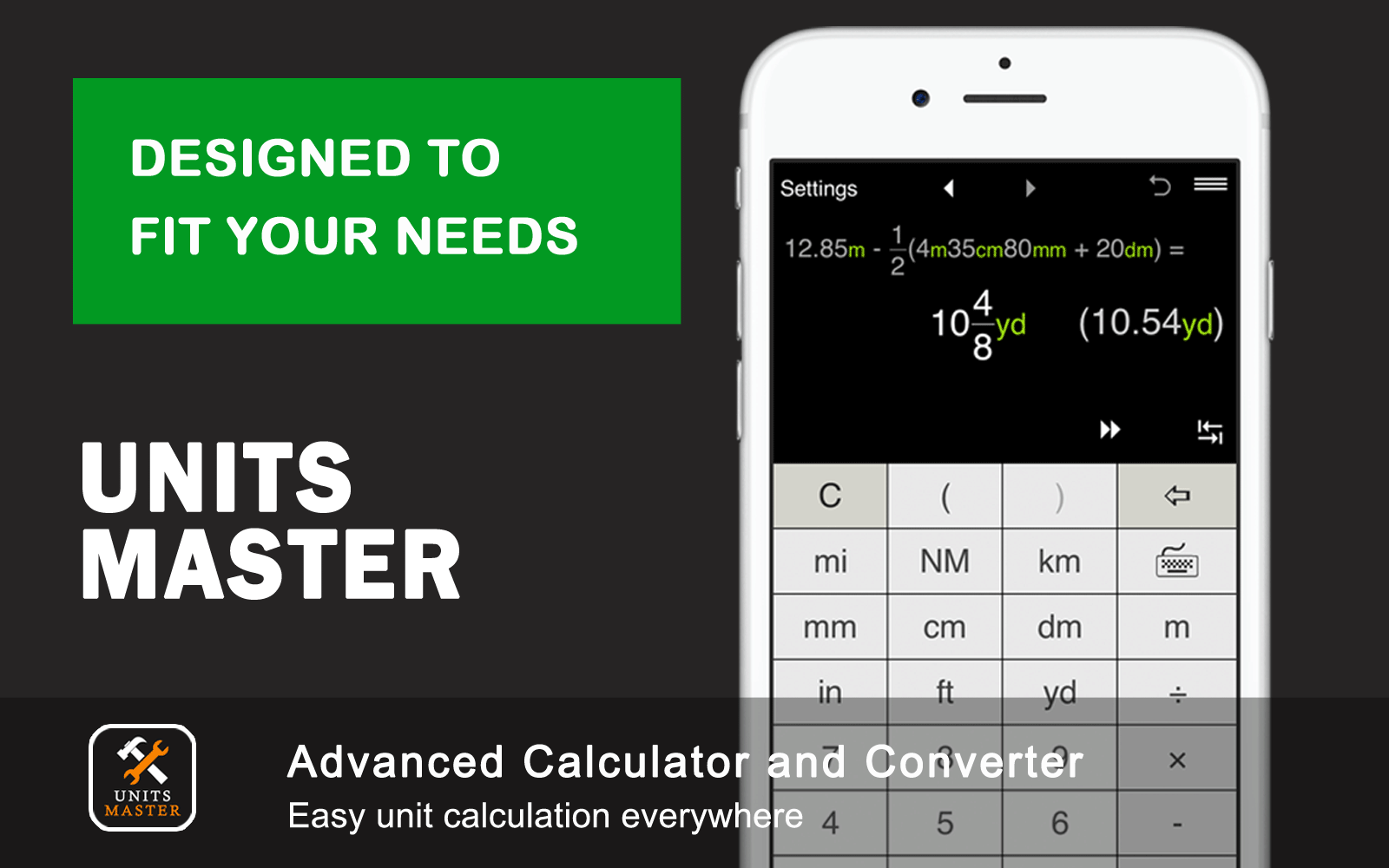 Unit Calculator ALLin1